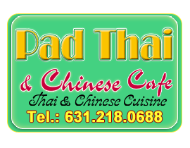 Pad Thai & Chinese Cafe Restaurant, Oakdale, NY